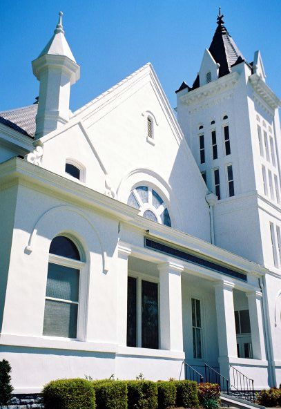 Bay Street Presbyterian Church in Hattiesburg, MS